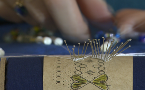 bobbin lace making1